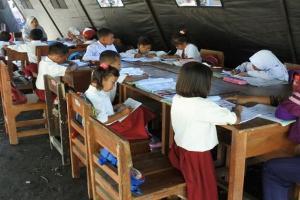 Total Ada 850 Ruang Kelas SD Rusak Berat di Jember