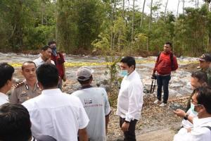 Ngerinya Limbah di Kediri: Matikan Pohon, Bikin Pusing