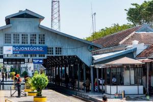 KA Argo Anggrek Kini Berhenti di Stasiun Bojonegoro