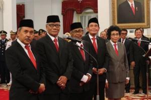 Inilah Anggota Dewan Pengawas KPK Pilihan Jokowi