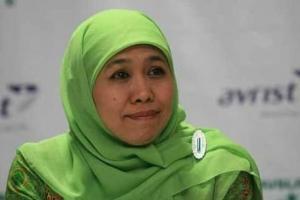 Marie Basofi Soedirman Wafat, Khofifah Sampaikan Duka Cita