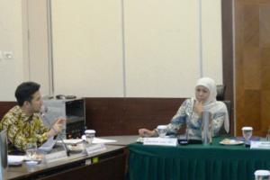 Percepat Pembangunan di Jawa Timur, Khofifah Temui 3 Menteri