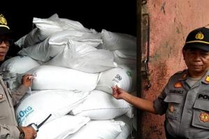 Polisi Jatiroto Kejar Komplotan Satpam Pencuri Gula