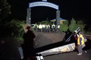 Banjir Lumpur di Kabupaten Malang Sebabkan Jembatan Antardesa Runtuh