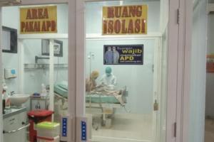 Seorang Pasien di  RSUD Tulungagung Terindikasi Infeksi Virus Corona