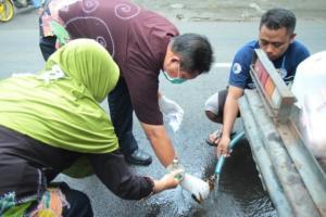 Pipa PDAM Rusak, Warga Kota Probolinggo Kesulitan Air Bersih