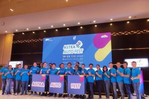 Astra Auto Fest 2020 Akan Menyapa Surabaya