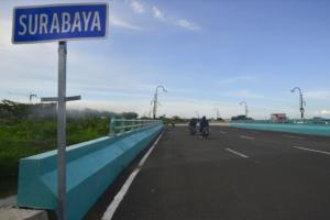 Sisi Barat Jalan Merr Gunung Anyar Surabaya Mulai Dibuka Sabtu