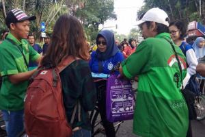 Komunitas Nol Sampah Kampanye Diet Plastik di Surabaya
