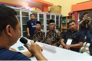 Tak Penuhi Syarat, Paslon Perseorangan Djamin-Asiruddin Ditolak KPU Jember