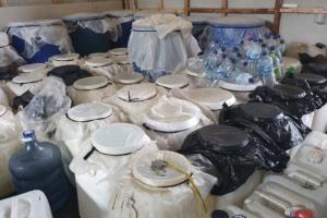 Gudang Produksi Miras Ilegal di Malang Digrebek Bea Cukai