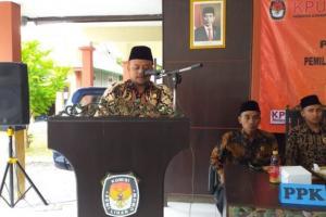 Akibat Corona, KPU Sumenep Tunda Tahapan Pilkada