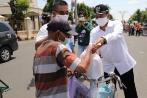 Pemerintah Kota Madiun Berikan Bantuan Terhadap Warga Terdampak Corona