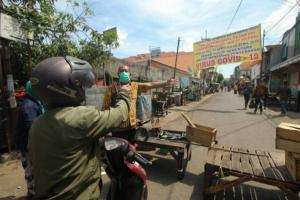 Pemkot Surabaya Tunggu Pergub Jatim Terkait PSBB
