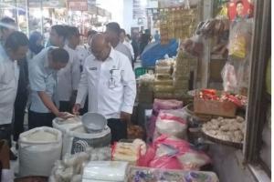 Jelang Ramadhan, Pemkot Madiun Pastikan Stok Pangan Aman