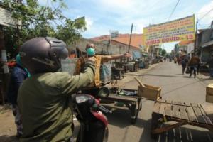 PSBB di Surabaya Diberlakukan Mulai Akhir April
