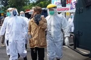 Seorang ODP Covid-19 Terdeteksi di Titik Pemeriksaan Masuk Surabaya