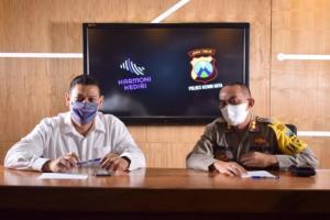 Polisi Kediri Imbau Masyarakat Waspada Penipuan Dan Kejahatan Daring