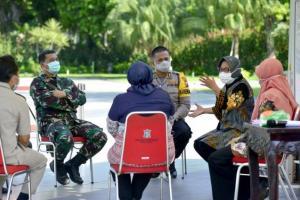 Dinyatakan Reaktif Covid-19, Sebanyak 265 Warga Surabaya Diisolasi di Sejumlah Hotel