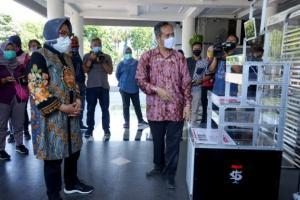 Pemkot Surabaya Dapatkan Bantuan Tiga Alat Canggih Untuk Tangani Covid-19