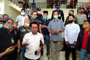 Sebabkan Kemiskinan, Sejumlah Elemen Masyarakat Surabaya Desak PSBB III Segera Dihentikan