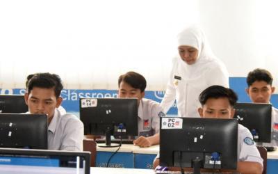 Siswa Asal Jawa Timur Terbanyak Lolos SNMPTN