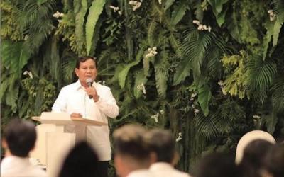 Prabowo: Kami Tolak Hasil Rekapitulasi Suara Pilpres!