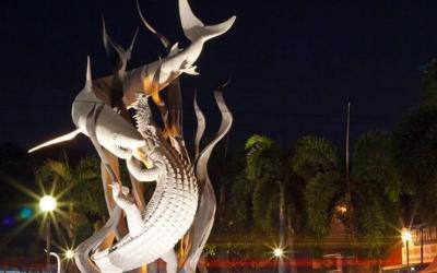 Lebaran, Pemkot Surabaya Tiadakan CFD