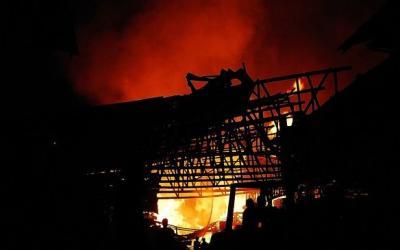 Polres Sampang: Pembakar Polsek Oknum Ormas