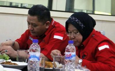 Megawati Lantik Risma Jadi Ketua DPP PDIP