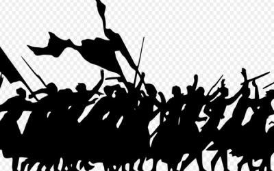 Aksi Menjalar ke Mimika, Massa Lempari Gedung DPRD