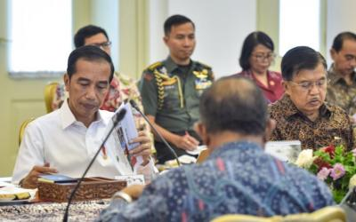 Soal Ibu Kota: Jokowi Sebut Masih Kajian, Menterinya Sudah Pastikan