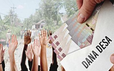 Kades di Jombang Tersangka Korupsi Dana Desa