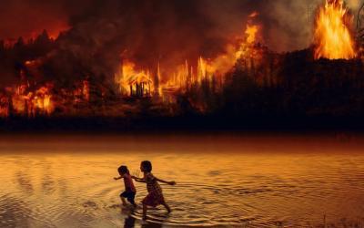 Renggut Hak Anak, Pembakar Hutan Harus Ditindak Tegas