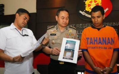 Polisi Ciduk Pelaku Penipuan Catut Nama Jokowi