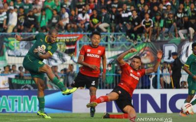 """""""Bajol Ijo"""" Taklukkan Madura United 4-2"""
