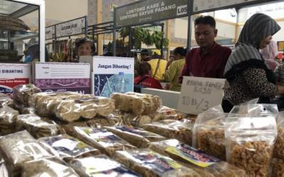 Pihak Pengelola Pasar Pintar Akan Beri Edukasi Bagi Pedagang