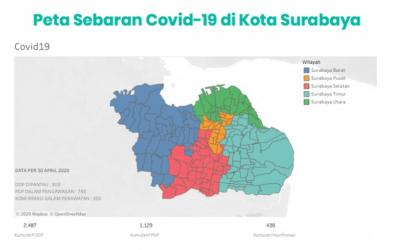 Penanganan Lambat, Kalangan Anggota DPRD Surabaya Desak Bentuk Pansus Covid-19