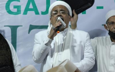 DPR Minta Sidang Rizieq Shihab Kembali Virtual Gegara Ricuh