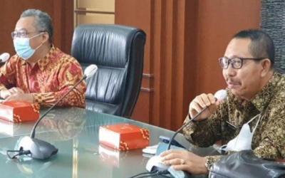 DPRD Jatim Studi Banding Kehumasan di Kemendagri dan Kemenkominfo