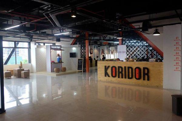 KORIDOR, Wadah Milenial Kreatif Surabaya