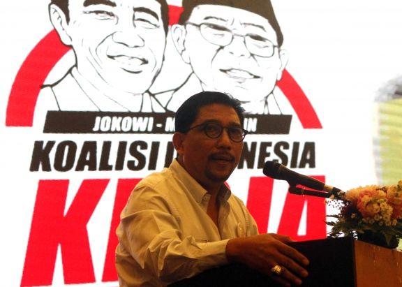 Tim Jokowi Jawa Timur Tanggapi OTT Rommy