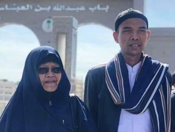 Innalillahi, Ibunda Ustaz Abdul Somad Tutup Usia