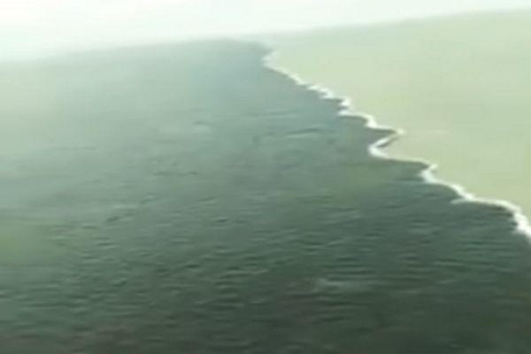 Laut Suramadu seperti Terbelah, Fenomena Apa?