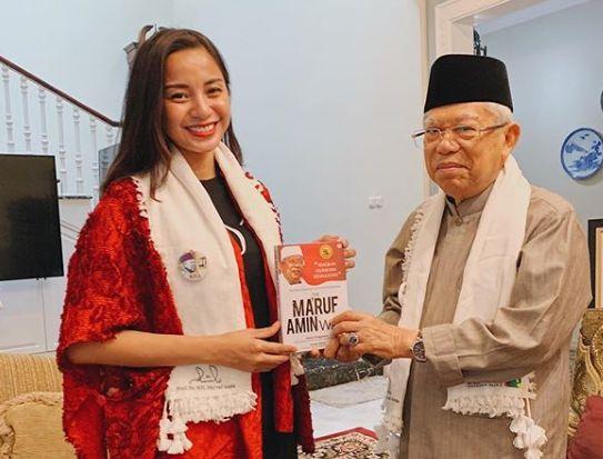 Kirana: Ingatan KH Ma'ruf Lebih Tajam dari Aku