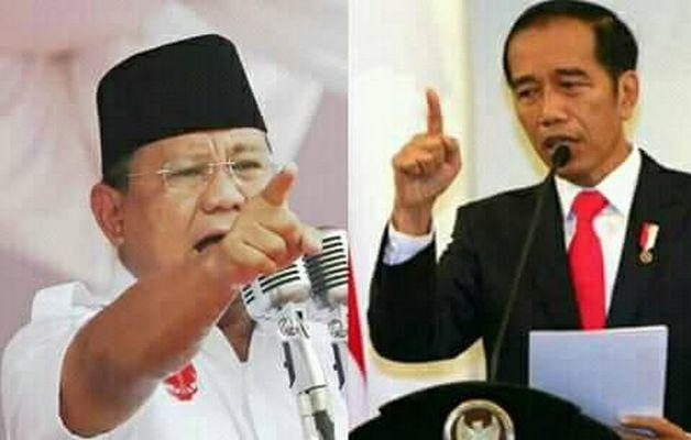 Prabowo Tanggapi Jokowi Soal Pertahanan: Aduh, Aduh, Aduh!