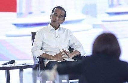 Elektabiltas Jokowi 'Tersandera' Ekonomi
