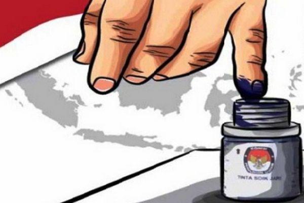 Satu Suara Tentukan Masa Depan Indonesia, Jangan Golput!