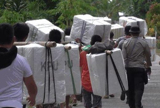 Mereka Gugur Demi Sukseskan Pemilu di Jatim