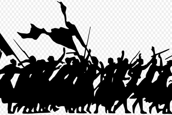 Demo, BEM Unair Tolak Kenaikan Uang Kuliah